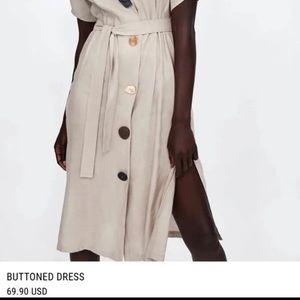 Zara Dresses - Zara midi dress